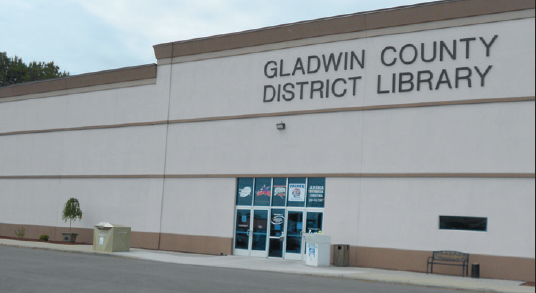 Gladwin Library Main Branch